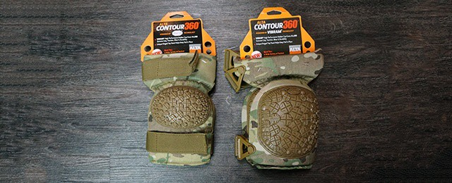 Alta Industries 360 Vibram Cap Review Tactical Elbow And Knee Pads
