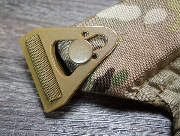 Altacontour 360 Multicam Vibram Cap Knee Pads Latch