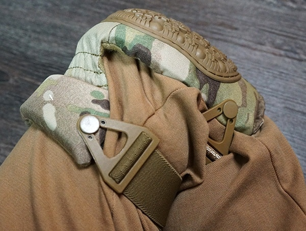 Altacontour 360 Multicam Vibram Cap Knee Pads Review