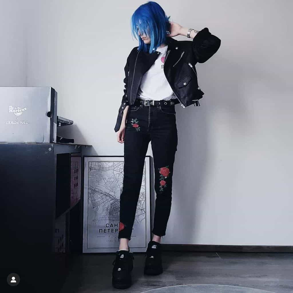 Alternative Fashion Grunge Outfit