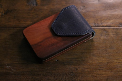 Alto Wood Wallet For Men