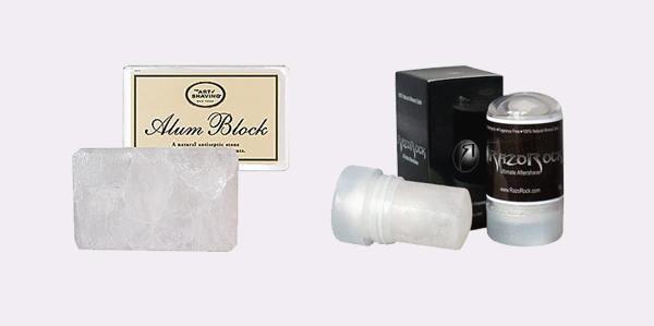 Alum Block Shaving Tips For Men