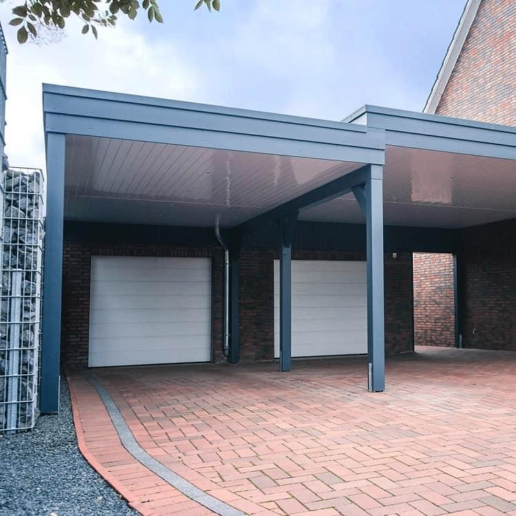 Aluminum Wood Double Carport Ideas Steda Online De