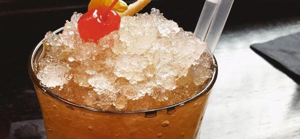 Amaretto Sour Cocktail Drinks