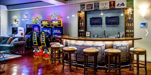 Game Room Bar Ideas Gorgeous 60 Game Room Ideas For Men  Cool Home Entertainment Designs Review