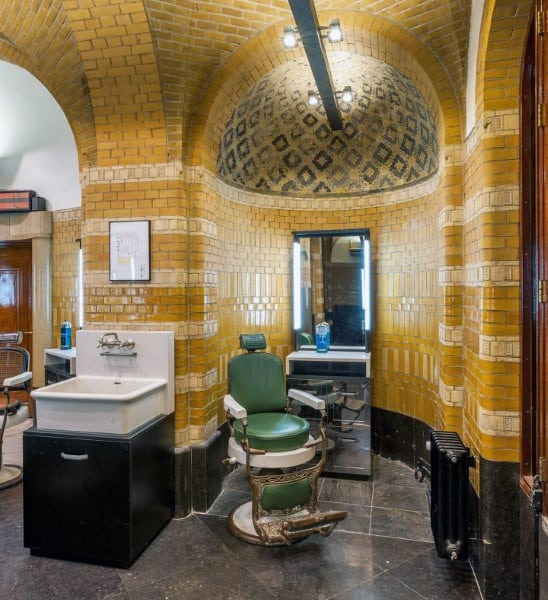 Amazing Barber Shop Design Ideas