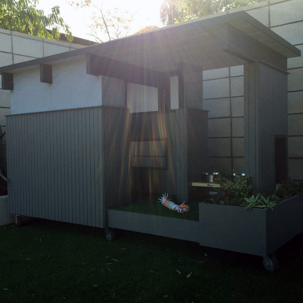 Amazing Dog House Ideas With Modern Barkitecture Design