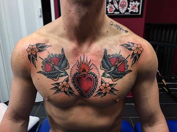 Top 73 Traditional Swallow Tattoo Ideas