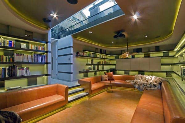 Amazing Home Library Reading Nook Design Inspiration