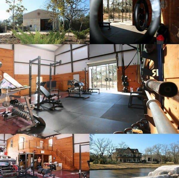 Amazing Ideas For Garage Gym