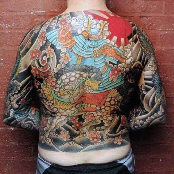 Amazing Mens Horse Tattoo Designs