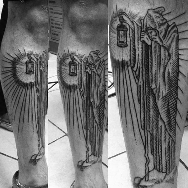 Amazing Mens Led Zeppelin Tattoo Designs