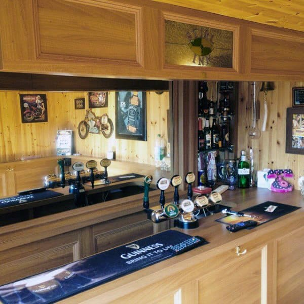 Amazing Mens Shed Pub