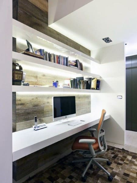 Amazing Mens Small Home Office Ideas