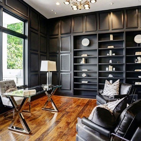 Amazing Modern Home Office Design Ideas