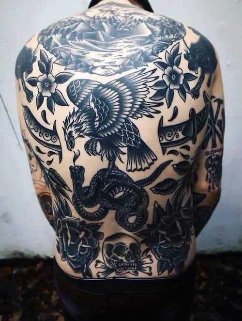 Top 103 Back Tattoo Ideas In 2020