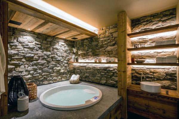 Amazing Rustic Bathroom Ideas
