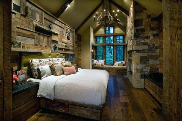 Amazing Rustic Bedroom Ideas
