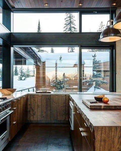 Amazing Rustic Kitchen Ideas