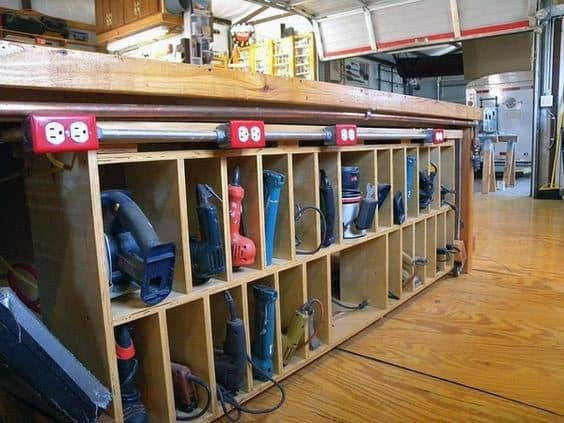 Amazing Tool Storage Ideas