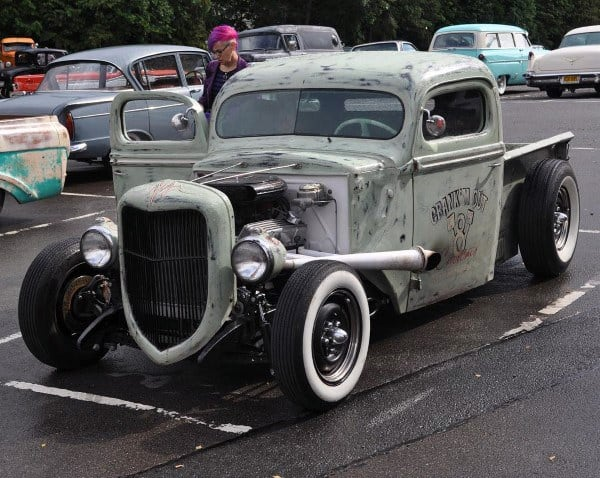 Top Best Badass Rat Rod Ideas Coolest Custom Cars - Badass old cars