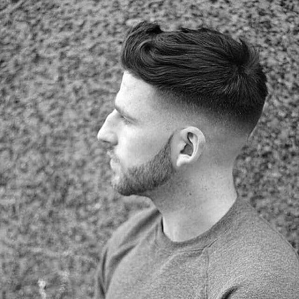Undercut Hairstyle For Men 60 Masculine Haircut Ideas