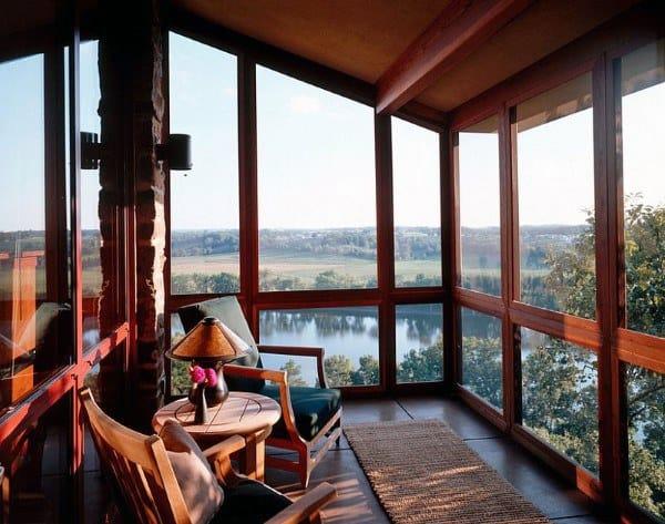 Amazing View Sunroom Ideas