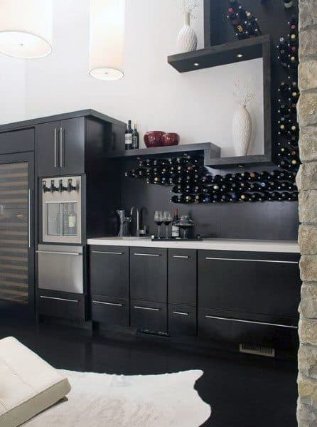 Amazing Wet Bar Design Ideas