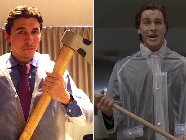 American Psycho Patrick Bateman Best Halloween Costumes For Guys