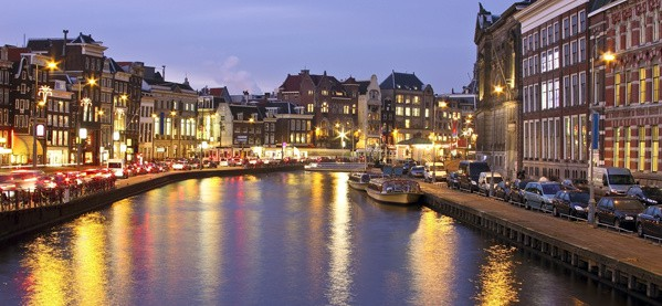 Amsterdam City Holland