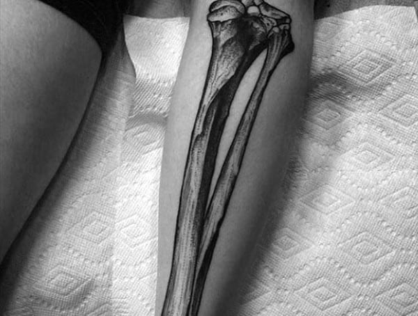Anatomical Types Of Tattoo Styles