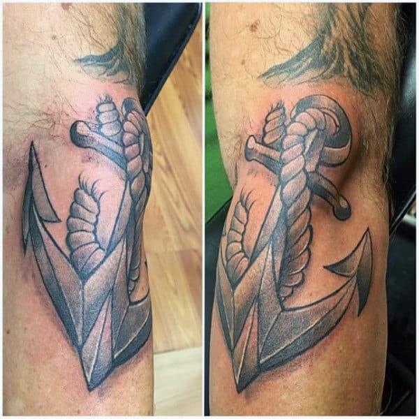 Anchor Tattoo Ideas For Men