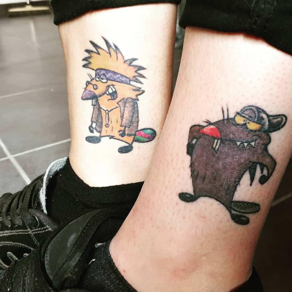 angrey-beavers-sister-tattoo-agath_deew