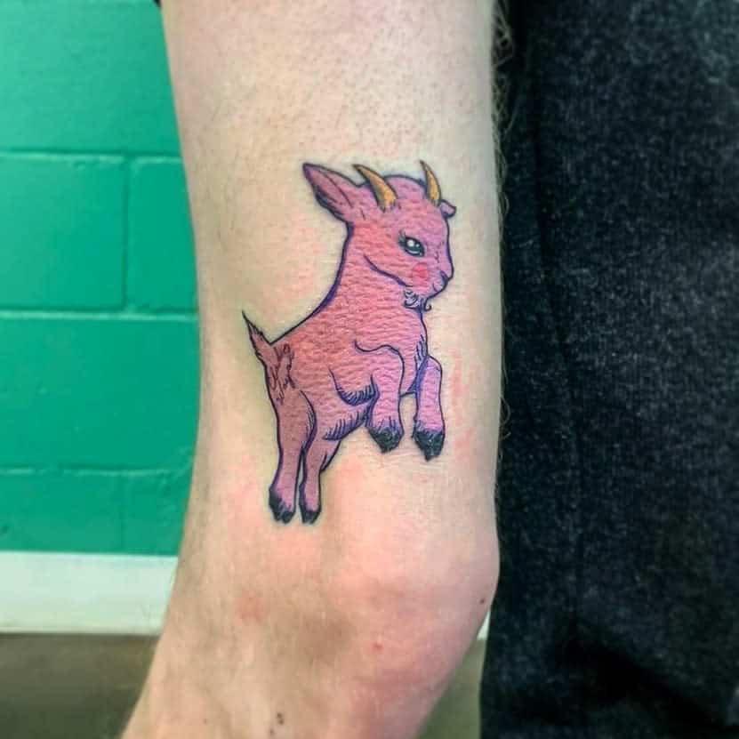 Animal Cute Tattoo Aizjatattoo