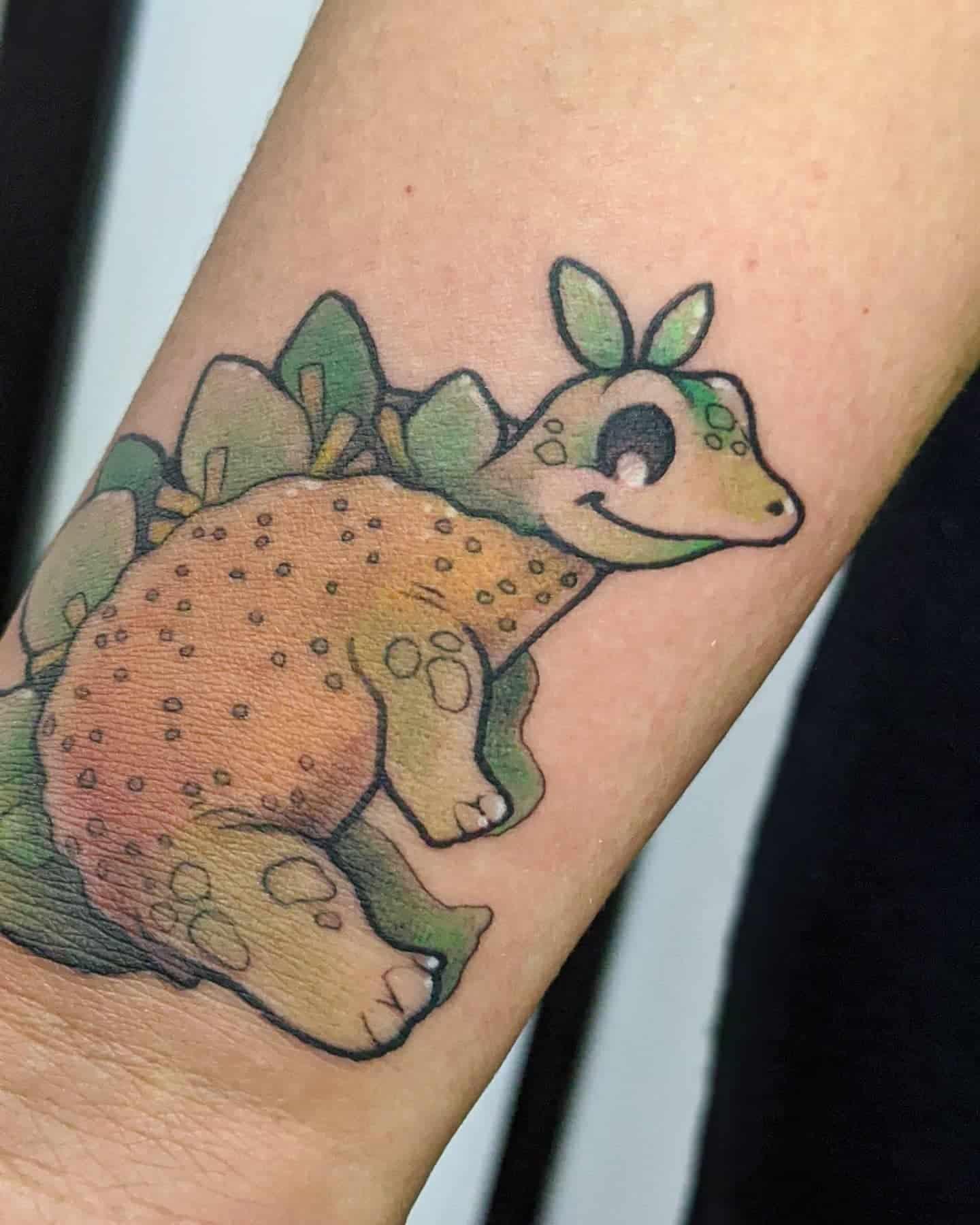 Animal Cute Tattoo Dablurart