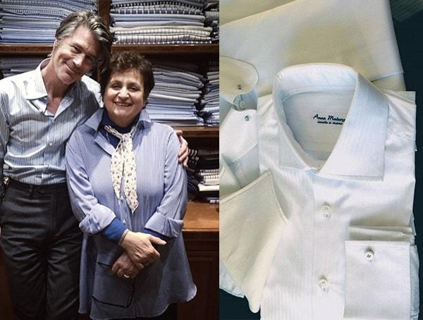 Anna Matuozzo Best Dress Shirts For Men