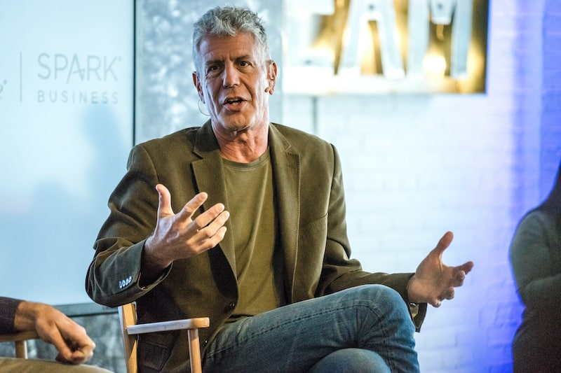 'Roadrunner: A Film About Anthony Bourdain' To Hit Cinemas This July