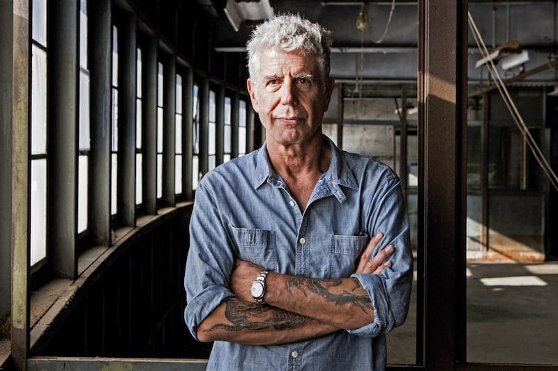 Anthony Bourdain's Final Book Coming This April