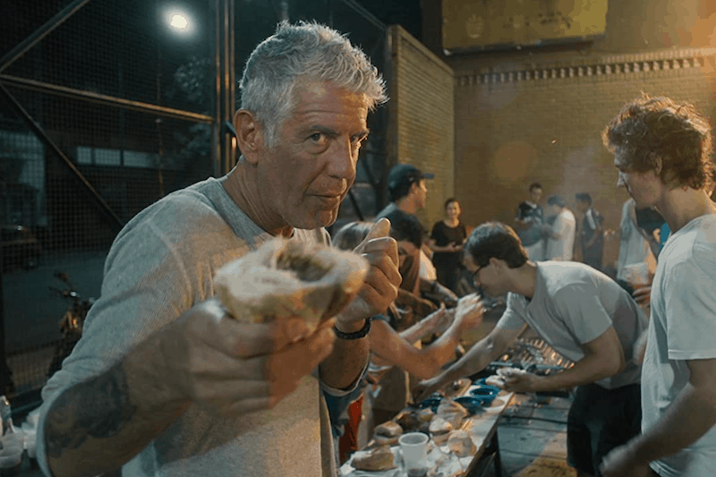 Trailer Released for 'Roadrunner: A Film About Anthony Bourdain'