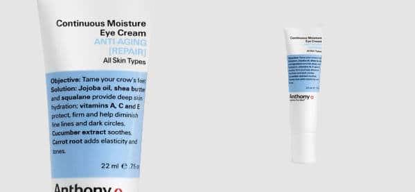 Anthony Logistics For Men Continuous Moisture Eye Cream