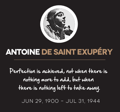 Antonie De Saint Exupery Quotes