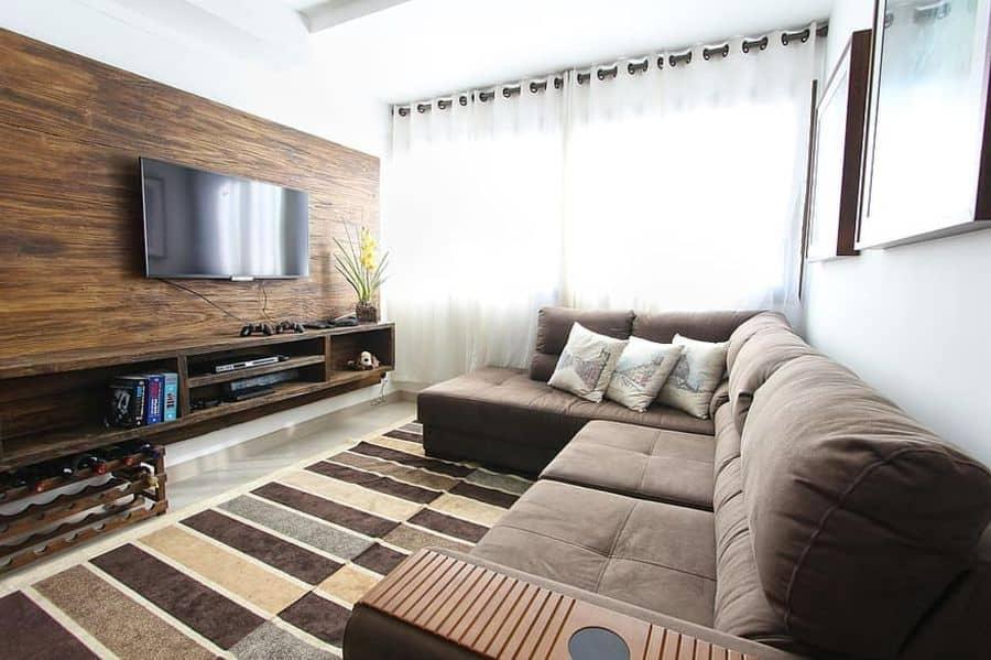 Apartment Living Room Decorating Ideas 1