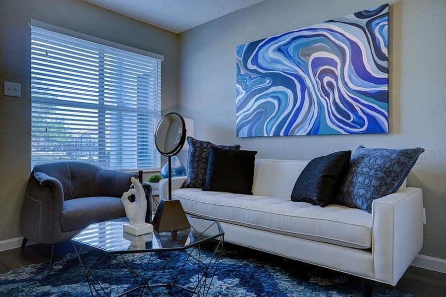 Apartment Living Room Decorating Ideas 12