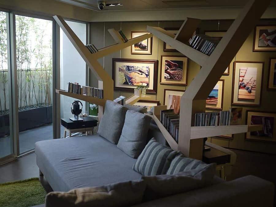 Apartment Living Room Decorating Ideas 13