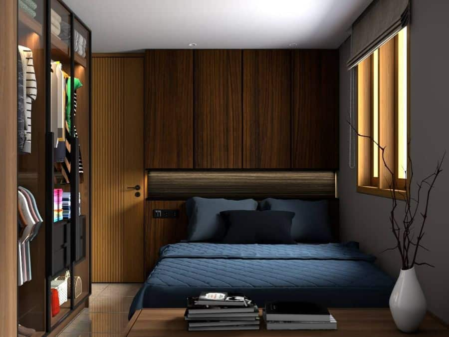 Apartment Modern Bedroom Ideas 2 Adriawanrp