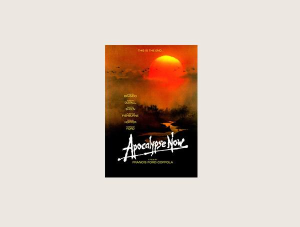 Apocalypse Now Best Mens War Movies Ever