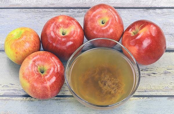 Apple Cider Vinegar For Dry Beards