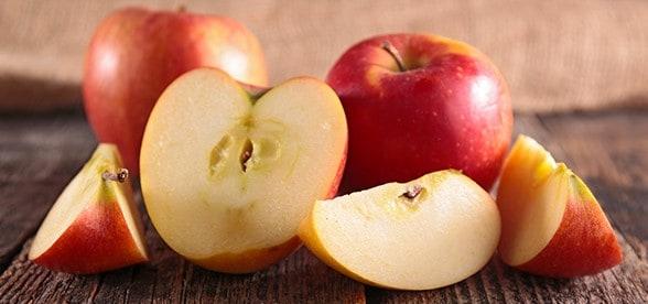 Apple Slices Pre Workout Snacks