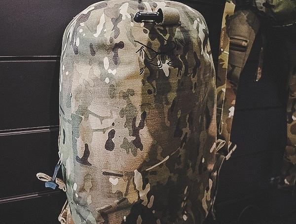 Arc Terex Dry Bag Multicam