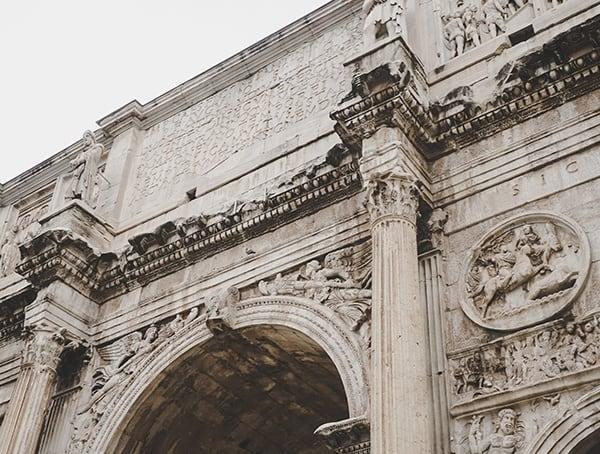 Arch Of Constantine Grand Roman Arch